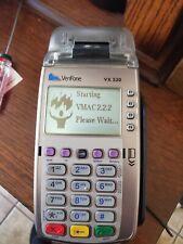 VeriFone Vx520 Emv Credit Card Reader Machine + Power Supply