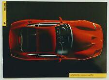 1996 Ferrari 550 Maranello Original Sales Brochure Catalog Type F133 Debut