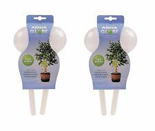 4 x plante arrosage AMPOULES Aqua Globes Système pour intérieurs extérieur
