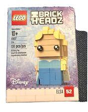 LEGO 41617 Brick Headz Frozen Elsa 130 pcs by Disney NEW