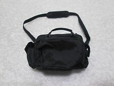 T2 Terminator 2 T-800 Black Duffel Bag DX10 1/6th Scale - Hot Toys 2012