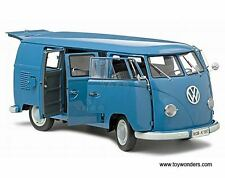 1:12 Sunstar VW Bus T1 - 1957 BREAK - Bleu - AVEC CERTIFICAT