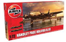 Airfix A06008A HANDLEY PAGE HALIFAX B. III kit modello 1:72 OFFERTA
