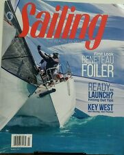 Sailing March 2017 First Look Beneteau Foiler Key West Racing FREE SHIPPING sb