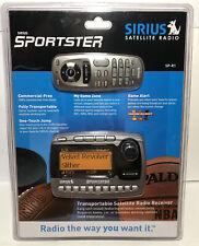 Rare New Sirius Sportster SP-R1 Portable Satellite Radio Receiver Transportable