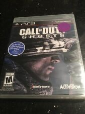 Call of Duty: Ghosts  (Sony Playstation 3, 2013)  Brand New Factory Sealed