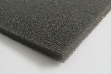 ACTIVATED CARBON IMPREGNATED FOAM FILTER SHEET - 1000mm x 500mm x 6mm
