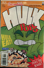 Incredibile Hulk (Vol 2) #41 VF NM- 1st Stampa Marvel Comics