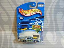 2002 HOT WHEELS ''SWEET RIDES'' #096 = PRO STOCK FIREBIRD = LT.BLUE   , win  nmc