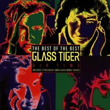 GLASS TIGER CD - THE BEST OF GLASS TIGER (1994) - NEW UNOPENED - CAPITOL RECORDS