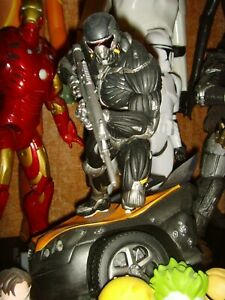 Crysis EA Game Action Figure Statue - Boxed Rare