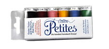 Sulky Sampler Petites 12wt Cotton Thread 6 Pack Best Selling Colors 712-01