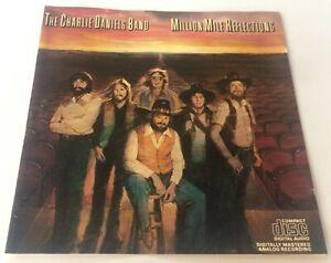 THE CHARLIE DANIELS BAND Million Mile Reflections CD 1979 oz press Devil georgia