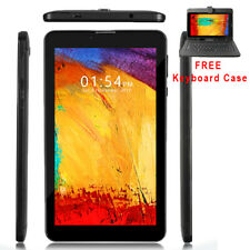 7-inch Android 9.0 Tablet PC w/ SIM Slot - Support AT&T T-Mobile - Free Keyboard