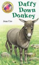 Daffy Down Donkey (We Love Animals) Ure, Jean Paperback
