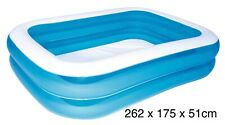 Bestway Swimming POOL Family Kinderpool PLANSCHBECKEN 262 x 175 x 51 cm
