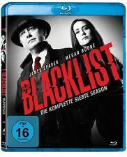 The Blacklist - Die komplette 7. Staffel Blu-ray wie Neu