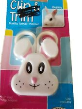 Clip & Trim Magnetic Case Quality Toenail Clipper Trimmer Rabbits Small Animals