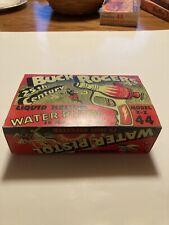 buck rogers water gun replica box