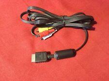 Genuine Ufficiale Sony Playstation ps2 ps3 Audio Video AV Cavo 1.5 METRI