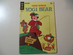 Yogi Bear #35 (Jan 1969, Western Publishing Gold Key Comic Book)
