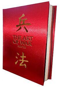 The Art of War Book Deluxe Special Gift Hardback Set Ver - Sun Tzu