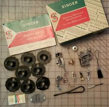New ListingSinger Sewing Machine Attachments For Class 503 Machines 1960's Vintage ruffler
