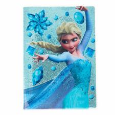 Disneys Frozen - Die Eiskönigin A5 Glitzer  Notizbuch Tagebuch
