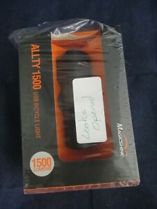 Magicshine Allty 1500 Front Light - 2020 - One Size - Black - ExDisplay
