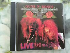 GUNS N'ROSES - LIVE LIKE A SUICIDE - CD GEFFEN 1988 COME NUOVO