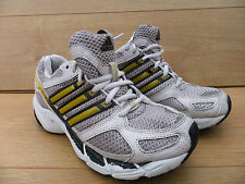 Adidas Response Womens White Trainers Running Gym  Shoes Size 3  / 35.5