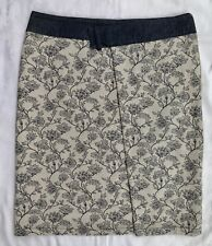 Armani, MINT Pencil skirt, Knee length,100% cotton, G.B.16, Italy, very special