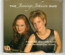 (HH351) The Jennings-Johnson Duo - 2006 Sealed CD