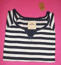 New Hollister women's junior long-sleeved t-shirt size L