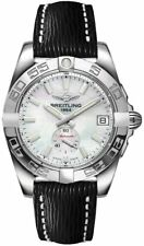 A3733012/A788-213X   BRAND NEW BREITLING GALACTIC 36 AUTOMATIC WOMEN'S WATCH