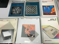 Apple II Computer Reference Manual ProDOS Manual Pascal Book Only