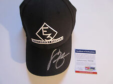 LUKE BRYAN SIGNED NEW ERA E3 RANCH SOUTHEAST KANSAS HAT PSA/DNA Y33150 COUNTRY