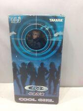 Takara Cool Girl CG-04 Flame Cy Girl 1/6 Action Figure