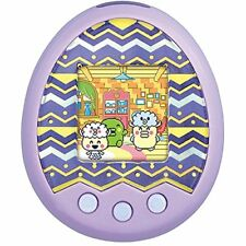 New Tamagotchi m!x Spacy m!x Ver. Purple MIX Ver Bandai from JAPAN with tracking