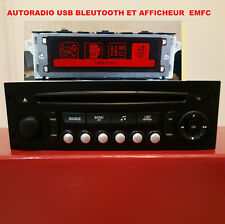 Autoradio + Afficheur peugeot RD45  Bluetooth  mp3  PEUGEOT  CITROEN