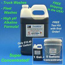 TruckBrite Truck Wash Soap