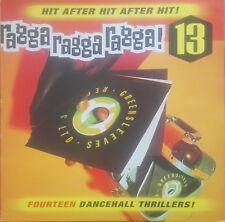 1 x 12'' Ragga Ragga Ragga #13 (GREENSLEEVES)