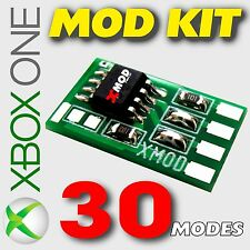 XBOX ONE S ELITE MOD KIT , RAPID FIRE MODDED CONTROLLER PRO CHIP @  XMOD 30 MODE