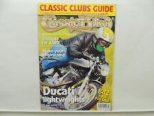 Feb 2005 Classic Bike Magazine Ducati Triumph Norton BSA Kawasaki Z750 L11172