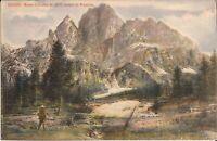 Cadore, ITALY - Monte Cristallo - Dolomites, Veneto, Titian