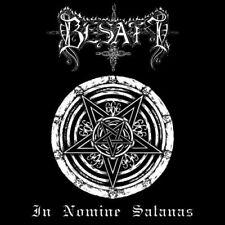Besatt - In Nomine Satanas CD black metal
