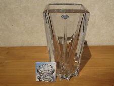 ROGASKA CRYSTAL *NEW* Vase 25cm
