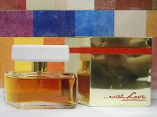 VINTAGE WITH LOVE BY FRED HAYMAN EAU DE PARFUM 2.5 OZ / 75 ML RARE NEW IN BOX