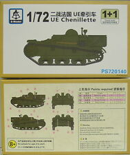 Renault Ü Tankette, 1/72, S-MODEL, Double Pack 2 Models, NEW