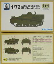 Renault UE Tankette, 1/72, S-Model ,Doppelpack 2 Modelle , NEU